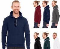 American Apparel Pullover Hoodie Flex Fleece Basic Sweatshirt Drop Shoulder F498