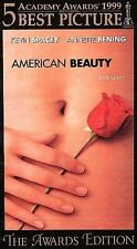 American Beauty (VHS, 2000, 2-Tape Set, Awards Edition)