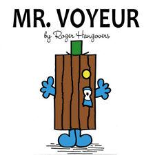 Mr Voyeur Men T Shirt Transfer A5 Stag Wedding Adult Funny Rude Fancy Dress