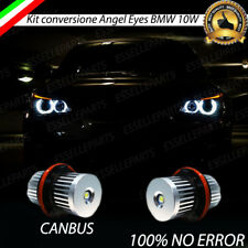 LUCI DI POSIZIONE LED SPECIFICO ANGEL EYES BMW SERIE 5 E60 6000K BIANCO CANBUS
