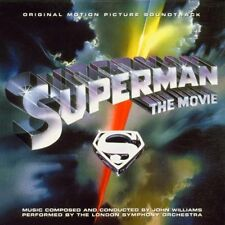 Superman The Movie - 2 x CD Complete Score - Limited Edition - John Williams
