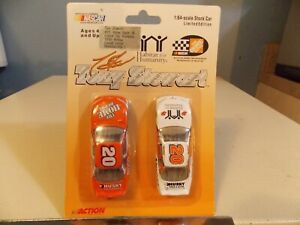 ACTION RACING COLLECTABLES TONY STEWART COLLECTOR RACE CAR SET