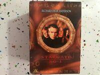 STARGATE SG1 TEMPORADA 4 COMPLETA + EXTRAS - 6 DVD - 929 MINUTOS 6 DVD AM