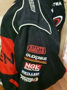 high quality holden racing team jacket , pre-owned- collectors
