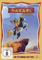 Yakari - Folge 2 von Xavier Giacometti | DVD | Zustand gut