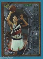Steve Nash - 1996-97 Finest #75 - RC