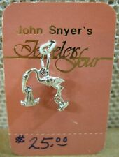 """A Crane"" Pendant Sterling Silver! Sale 50% Off! New - P42"