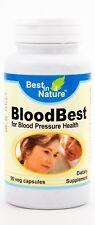 Best in Nature BloodBest™ (Blood Pressure Health) 90 capslues