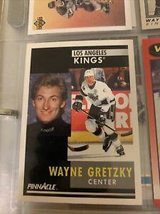 1991 Pinnacle Wayne Gretzky #100