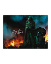 10x8 Star Wars Print Signed by Jimmy Vee 100% Authentic With COA