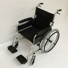 Ultra Lightweight ALUMINIUM Folding Wheelchair, Self-Propelled Mobility Chair