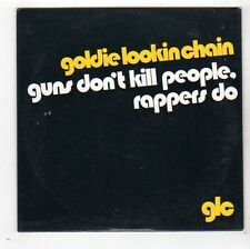 (FY491) Goldie Lookin Chain, Guns Don't Kill People, Rappers Do - 2004 DJ CD