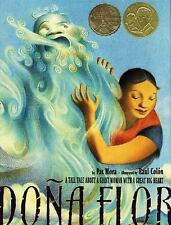 Dona Flor: A Tall Tale About a Giant Woman with a Great Big Heart (Pur-ExLibrary
