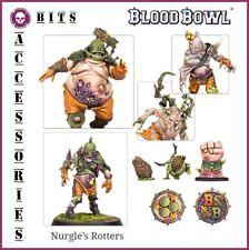 BLOOD BOWL NURGLE'S ROTTERS CHAOS NURGLE BLOOD BOWL TEAM GW 2016