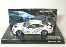 BMW ALPINE B6 GT3 n°40 ADAC Masters 2011