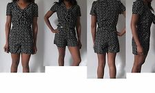 Short Sleeve Floral Tall Jumpsuits & Playsuits for Women