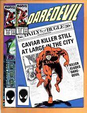 Daredevil #242 & 243 1st Nameless One 1st Mambo NM to NM+
