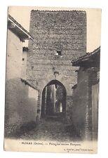 moras  porte des anciens remparts