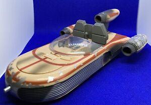 Star Wars Episode IV A New Hope ANH Luke Skywalker's Land Speeder Vintage 1995