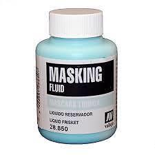 Vallejo Liquid Mask Masking Fluid 85ml VAL 28850