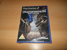 Transformers: THE GAME (PS2) NUOVO SIGILLATO VERSIONE PAL