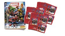 Marvel 80th Anniversary Sticker Collection:1Album+150Sticker Packs FREE SHIPPING