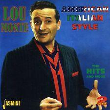 Lou Monte - American Italian Style [New CD] UK - Import