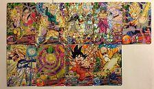 Dragon Ball Heroes Promo JB Set 9/9