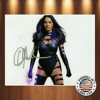 Olivia Munn Autographed Signed 8x10 Photo Model REPRINT