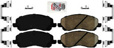 Disc Brake Pad Set-Rear Drum Front Autopartsource PRC866