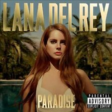 Lana Del Rey : Paradise CD