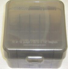 """MTM Case Gard™ 25 Round Shotshell Box Dual 10 or 12 guage to 3 1/2"""" mags S2512M"""