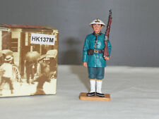KING AND COUNTRY HK137M STREETS OF OLD HONG KONG POLICE OFFICER AT ATTENTION