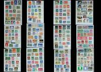 World Stamp Collection From The Netherlands, Ned-indie & United States