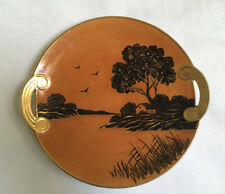 Japanese Hand Painted Vintage Porcelain~Bread & Butter Plate~Nippon