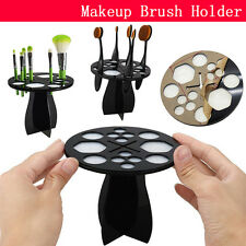 Make Up Foundation Brushes Dryer Acrylic Organizer Holder Display Stand