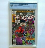 AMAZING SPIDER-MAN # 180 CBCS 9.8 ~ just like CGC ~ White Pages ~...... hulk 181