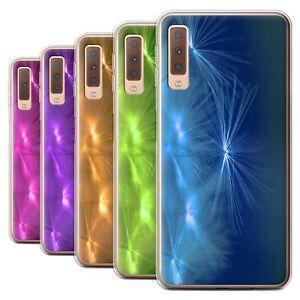 STUFF4 Gel/TPU Phone Case for Samsung Galaxy A7 2018/A750 /Life Light