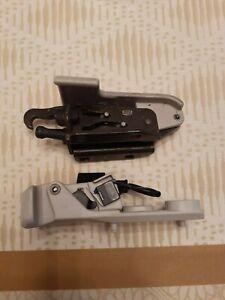 PEUGEOT 206 CC Système complet Contacteur gâche de toit gauche (monté d'origine)