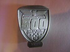 2007 INDIANAPOLIS 500 SILVER BADGE DARIO FRANCHITTI WIN INDY CAR ANDRETTI RACING