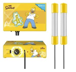 Caja de toques Simpson / Mexican shock machine box⚡⚡⚡Assembled⚡⚡⚡ Brand New