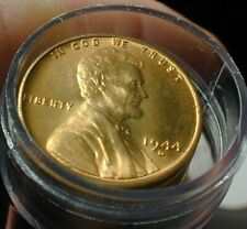1962D LINCOLN MEMORIAL CENT UNCIRCULATED OBW PENNY SEALED ROLL FEDERAL RESERVE