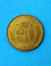 Corea del sur 10 won 1971 ☆ corea-South 10 won 1971