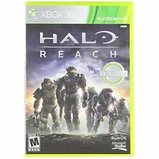 Halo Reach Game For Xbox 360 Very Good 4Z