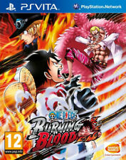 One Piece Burning Blood | PlayStation Vita PSVITA New (4)