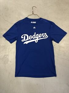 HILEMAN 9 Small Adult Los Angeles Dodgers T-Shirt #23