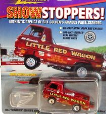 JOHNNY LIGHTNING SHOW STOPPERS DIE CAST METAL LITTLE RED WAGON