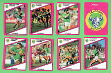 1988  CANBERRA  RAIDERS  SCANLENS RUGBY LEAGUE CARDS