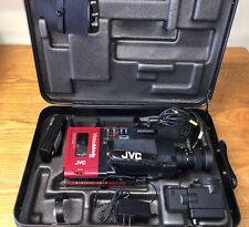 Jvc Gr-C1U Video Movie Camcorder Case Accessories -Back 2 Future Stranger Things