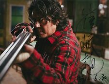 Choi Min Sik signed I Saw The Devil 8x10 photo - Exact Proof - Old Boy